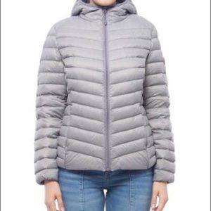 AMISU Gray Puffer Jacket